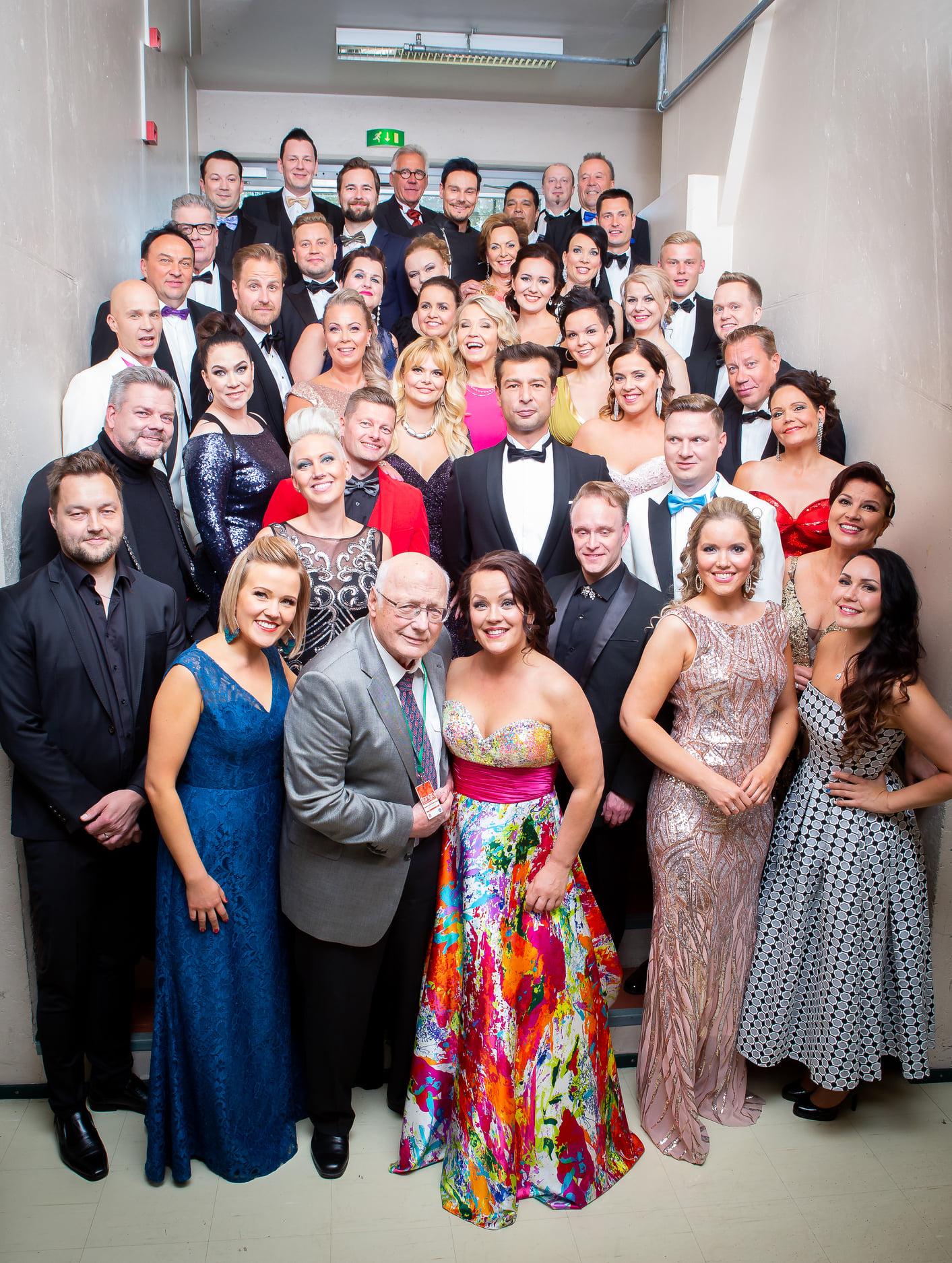Tangomarkkinat 35-v.juhlakonsertti
