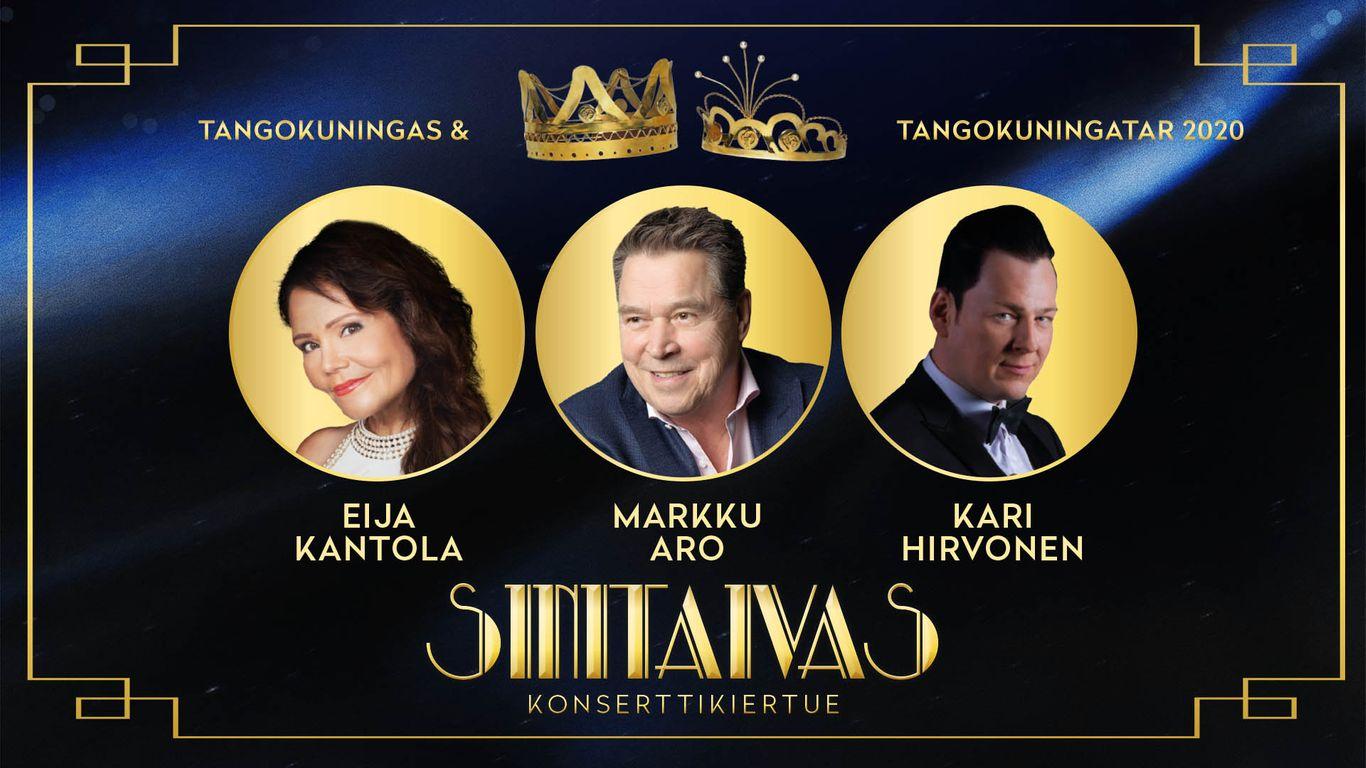 Sinitaivas-konserttikiertue